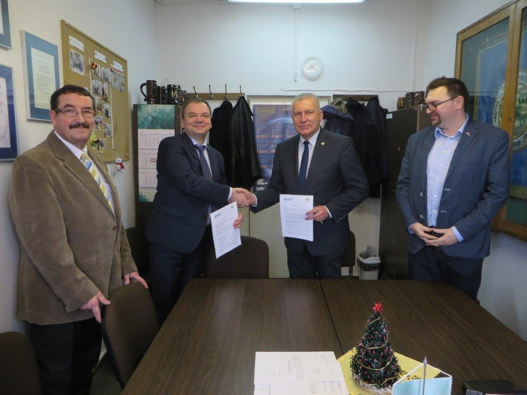 Porozumienie Koalicji Bezpieczni w Pracy i OSPSBHP