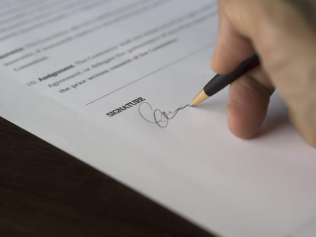 umowa tymczasowa